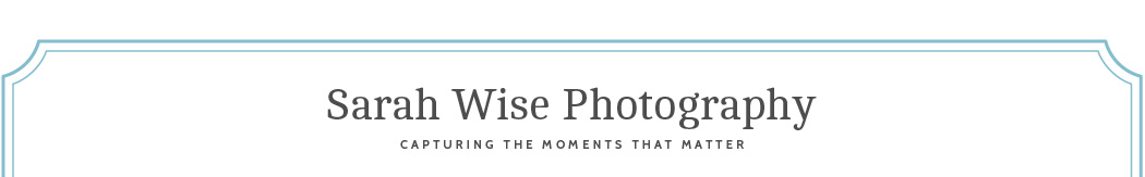 Sarah Wise Photography logo